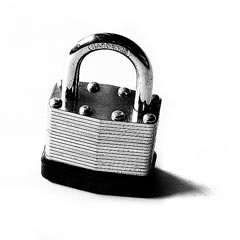 padlock Create your own Members Only blog