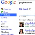 5 Ways to use Google Realtime Search