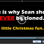 A Little Christmas Fun… (Funny Video)